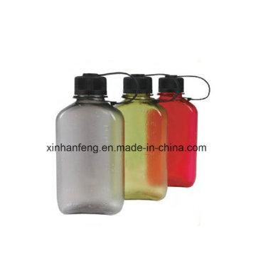 Botella al aire libre del frasco de agua de la bicicleta (HBT-026)
