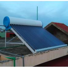 solar water hot water tank for hot water