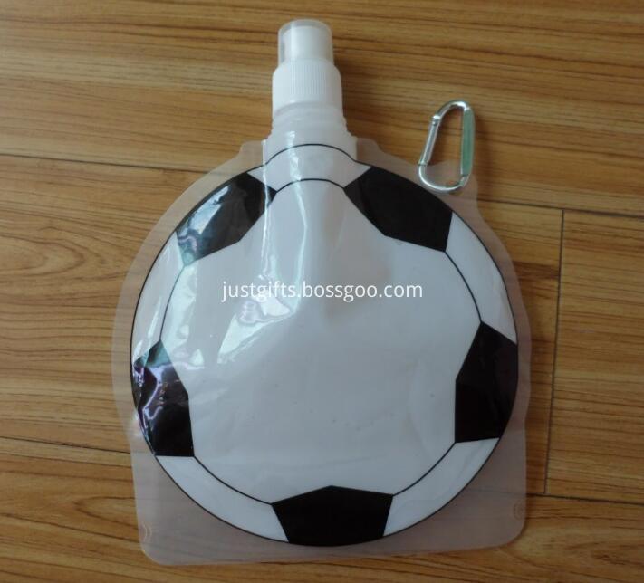 Football Shaped Bottle