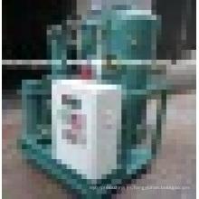 Máquina de filtro de la refinería de petróleo del transformador de la basura del alto eficiente superior (ZY)