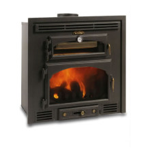 Black Contry Style Solid Fuel Stove Fo-01