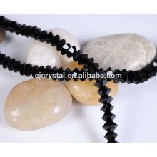 Perles bicône en cristal 4mm, perles bicone
