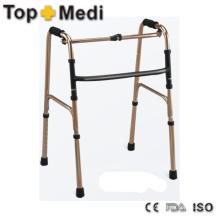 Walker Rollator Reabilitação Mobilidade Auxiliar para Idosos