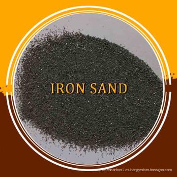 Arena de hierro enfriado arena de hierro 0.1-3.0mm