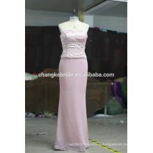 Elegance половина рукав темно-фиолетовый Плиссировка мать невесты платье