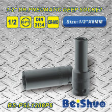 "1/2""Drive Impact Deep Socket for Car Repairing"