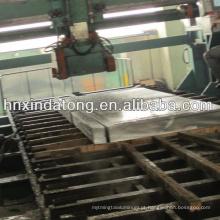 Placa de piso de alumínio 6061-t6