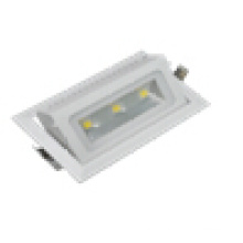 LED Rotatable Recessed Spotlight 45W 3150lm COB PF>0.9