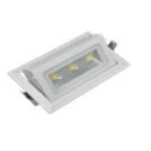 LED Spotlight embutida Rotatable 45W PF de COB 3150lm > 0,9