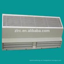 cortina de aire para la refrigeración, cortina de aire