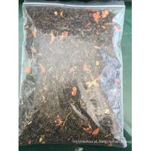 Flor de jasmim instantâneo misturar com chá verde 9367 qualidade