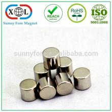 N35 N42 N50-starke Runde Seltenerd-Magneten