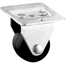 Light Duty Plate Rigid Furniture Casters