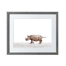 Rhinoceros design  wall hanging