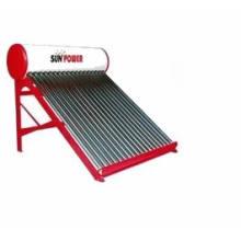 Compact Non Pressurised Solar Water Heater