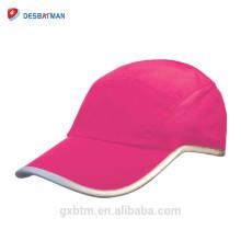 Sombrero reflectante de seguridad personalizado Hi-Vis de adultos y niños