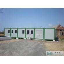 Vorgefertigte Wohnung / Container Wohnung / Modulare Wohnung (shs-fp-apartment001)