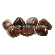 High Polished Gemstone red polished stone polished pebble