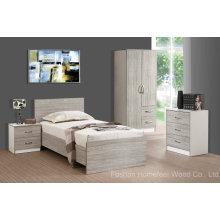 College Student Schlafzimmer Möbel Set für Student Dormitory (HF-EY08272)