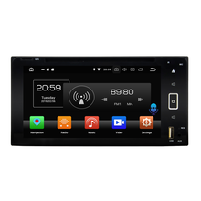 2 din multimedia system for Toyota Universal