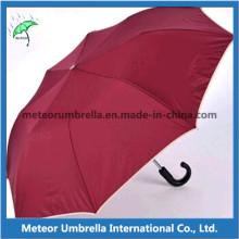 2 Doblar Auto Open paraguas promocional para el mercado de Europa