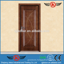JK-SD9019 wally wooden door drawing wooden door slats wooden flash door