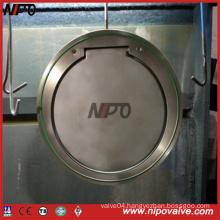 Stainless Steel Wafer Type Single Plate Swing Check Valve