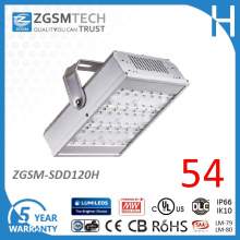 120W Ce GS eingetragenes LED-Tunnel-Licht mit hohem Lumen Efficency