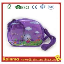 PVC Shoulder Bag for Student