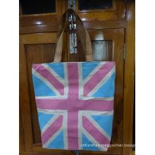Bright Print Handbag