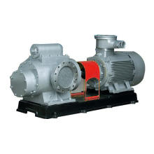 Electric Twin Transfer Screw Pump