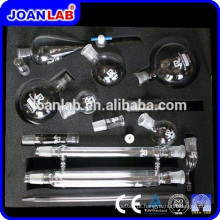 Kits de Destilação de Vidro Joan Lab, kits de produtos de laboratório de química orgânica