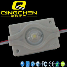 China Factory Direct Sales Ce RoHS Genehmigung ABS Injection 2W High Power LED Modul mit Objektiv