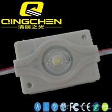 China Fábrica de vendas diretas Ce RoHS Aprovação ABS Injeção 2W Módulo LED de alta potência com lente