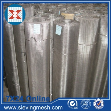 Plain Mesh Wire Mesh Screen