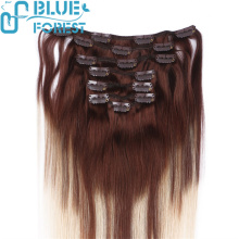 Hot Selling Products For New Year, Top Grade European Hair, Clip In Hair Extensions