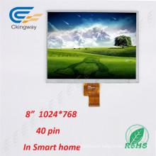 """8"""" Hx8282-A02; Hx8695-B01300 CD/2 LCD"""
