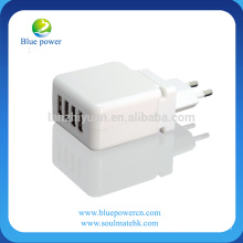 EU US UK plug Charger for mobile phone universal USB Charger adapter wall charger fast charging
