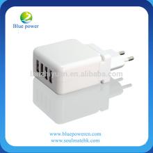 UE EUA UK plug Carregador para celular universal Carregador USB Charger carregador de parede carregamento rápido