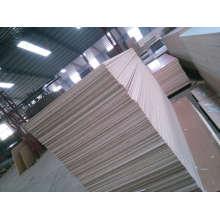 Panel impermeable de la madera aglomerada / tablero aglomerado de la melamina para los muebles