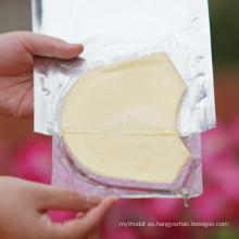 Cosméticos faciales 24K Nano Gold Nutritive Reafirmante Hydro Pure Gel Neck Mask