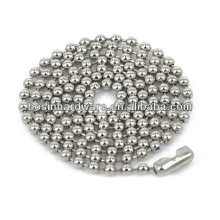 Wholesale Durable Quality Metal Stainless Steel Chain Ball Chain