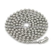 Оптовая прочного качества металла из нержавеющей стали Цепь Ball Ball