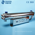 48GPM 10т/ч ультрафиолетовая Лампа УФ-стерилизатор из нержавеющей стали