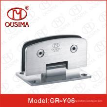 Ss304 Double paroi de douche de 90 degrés (CR-Y06)