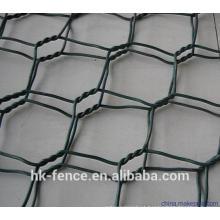 Caixa de gabião revestido de zinco galvanizado por imersão a quente