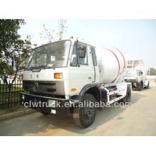 Schnelle Lieferung 6M3 Dongfeng Mini LKW Betonmischer