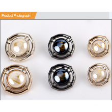 Qualität überzogener Knopf für Damen Anzug BA60383