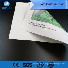 bannière de vinyle de maille d'usine du bon matériel d'absorption de l'encre Fabrication pour la publicité d'intérieur et extérieure