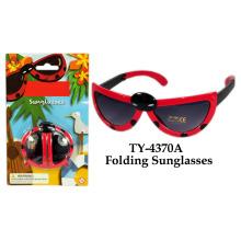 Caliente Funny Folding gafas de sol de juguete